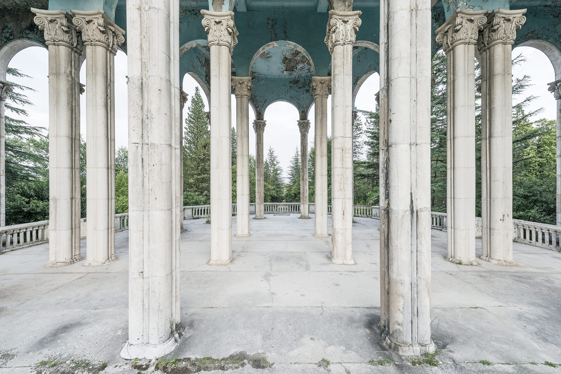 In Exile: Remains of Luxurious Soviet Spa Resorts